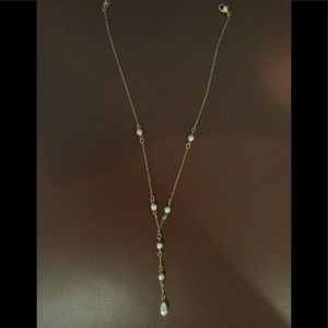Jewelry - LARIAT PEARL NECKLACE